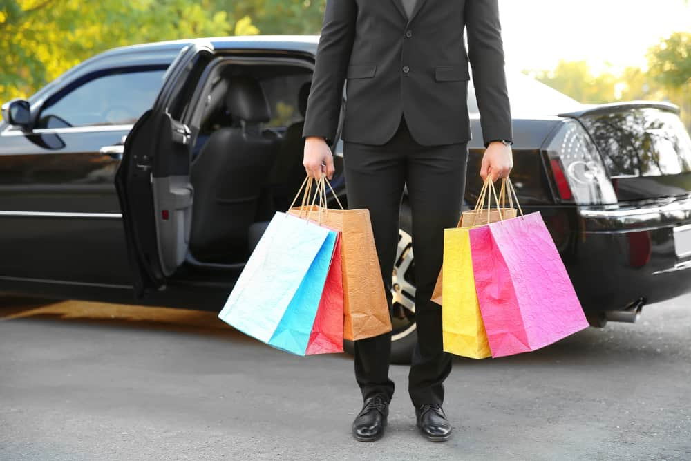 Retail Therapy Transportation In New York City, Manhattan, Long Island