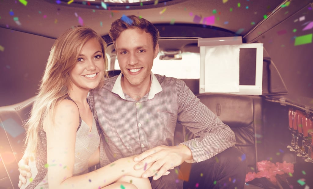 Luxury Transportation with Private Chauffeur on Valentine's Day