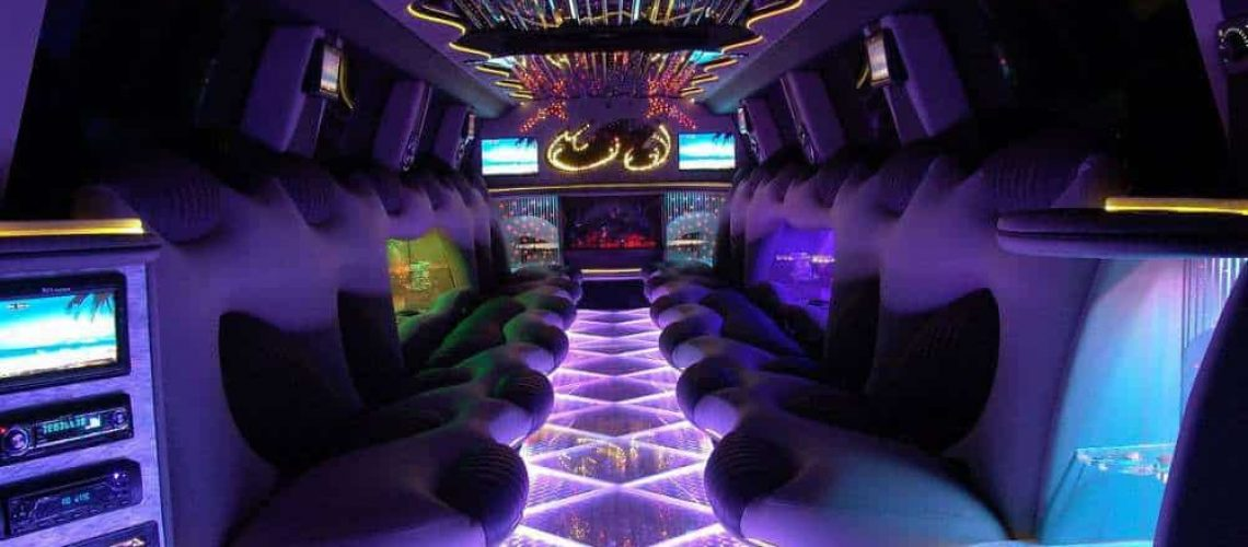 escalade stretch limo