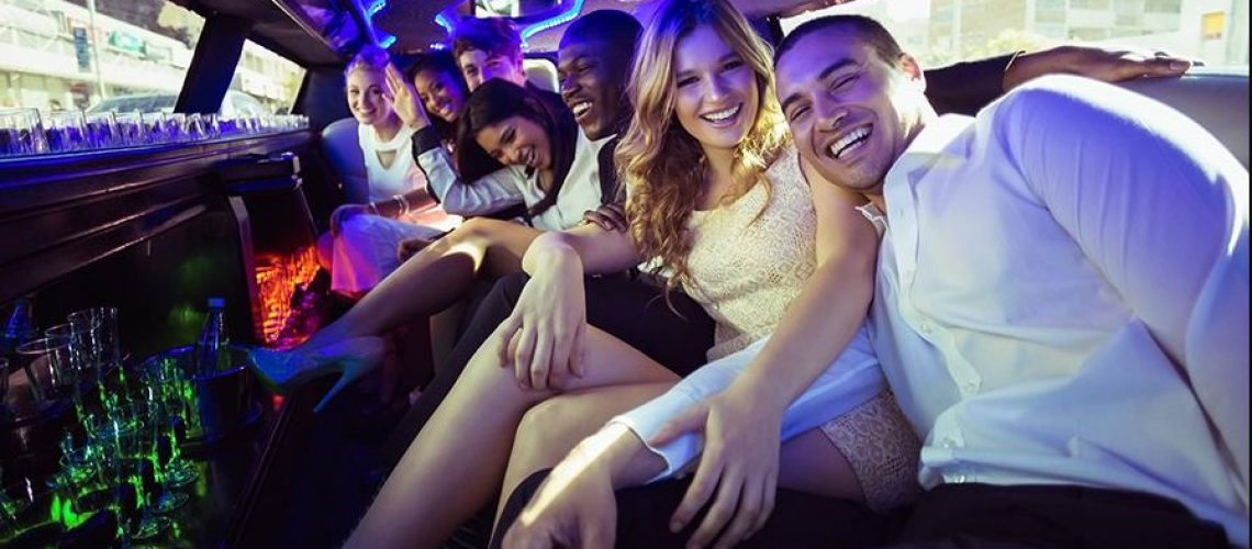 Party Bus for Prom and Homecoming Travel