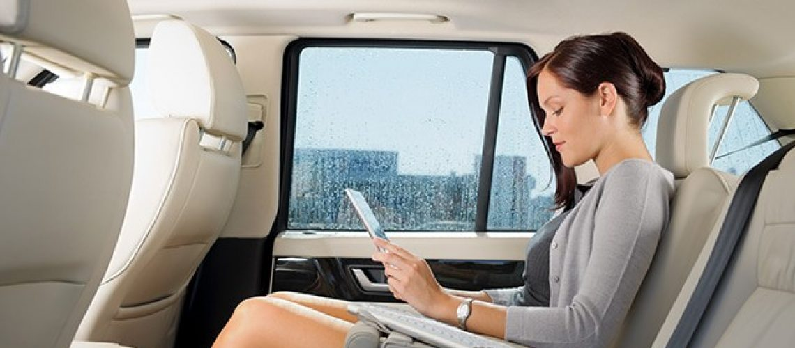 corporate transportation and point to point service